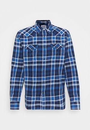 WESTERN - Shirt - limoges blue