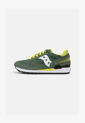 SHADOW ORIGINAL UNISEX - Trainers - green/white/yellow
