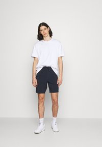 Abercrombie & Fitch - Shorts - navy - 1