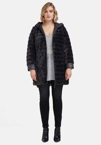 Fiorella Rubino - Winter coat - grigio - 1