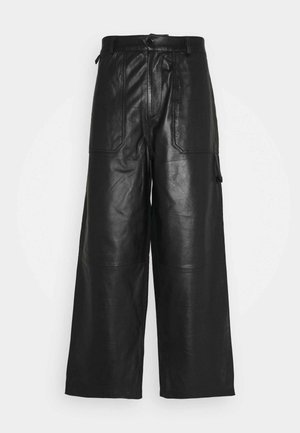 TEFF TROUSER  - Trousers - black