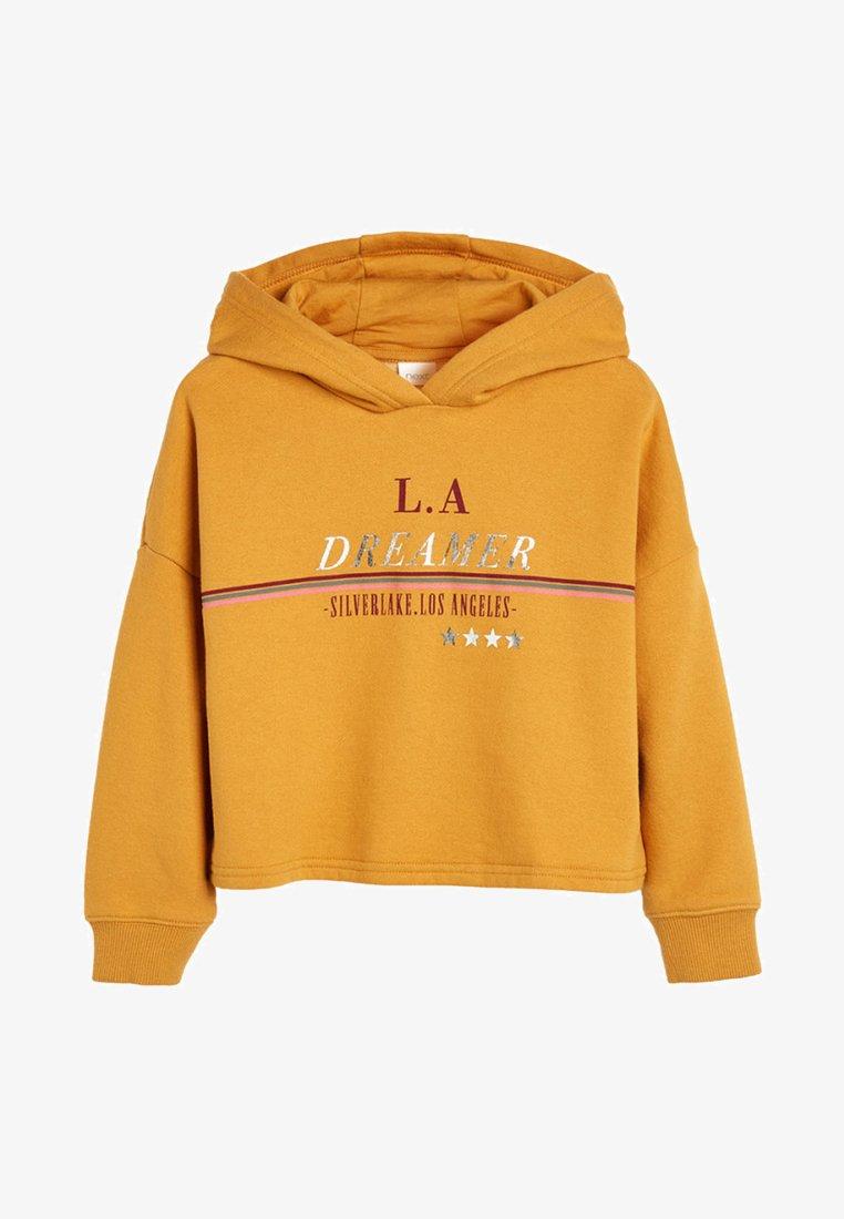 Next - Hoodie - yellow