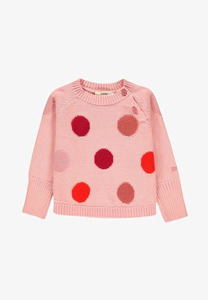 Trui - pastel pink