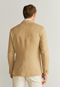 Mango - COLA - Blazer jacket - sandfarben - 2