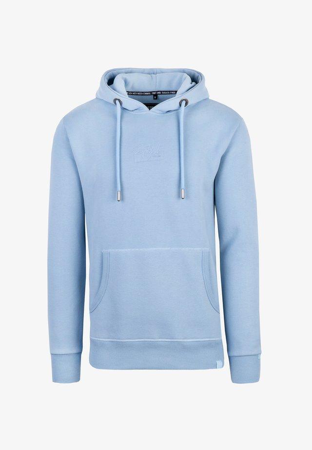 LINUS - Hoodie - blau