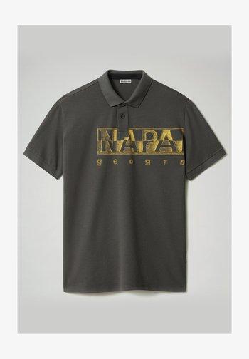 EALLAR - Polo shirt - dark grey solid