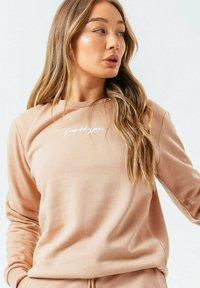 Hype - Sweatshirt - sand - 4