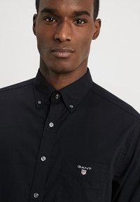 GANT - THE BROADCLOTH - Shirt - black - 3