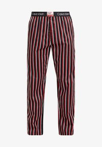Calvin Klein Underwear - VALENTINE'S DAY SLEEP PANT - Pantalón de pijama - black - 3