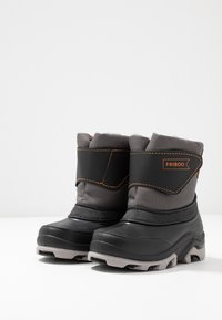 Friboo - Winter boots - anthracite - 3