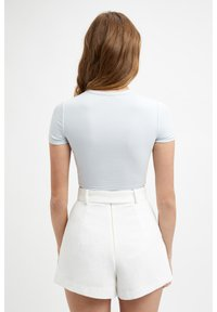 Kookai - ZOA - Print T-shirt - k7-blue shaded - 1
