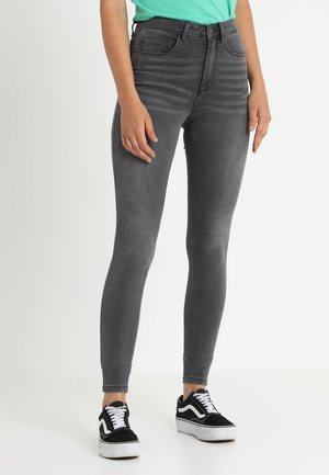 ONLROYAL HIGH  - Jeans Skinny Fit - dark grey denim