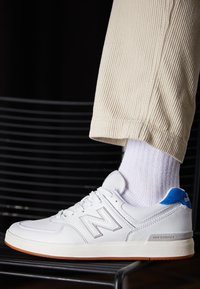 New Balance - ALL COAST - Sneakers - white/royal - 2