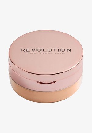 CONCEAL & FIX SETTING POWDER - Setting spray & powder - medium pink