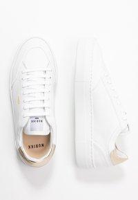 Nubikk - JOLIE NAYA - Sneakers basse - white/gold - 3