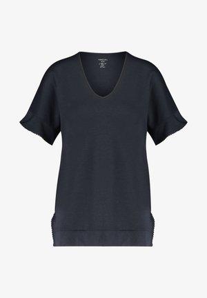 Print T-shirt - blau (51)