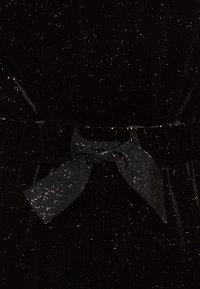 J.CREW - FLUTTER SHINE - Overal - black/gold - 2