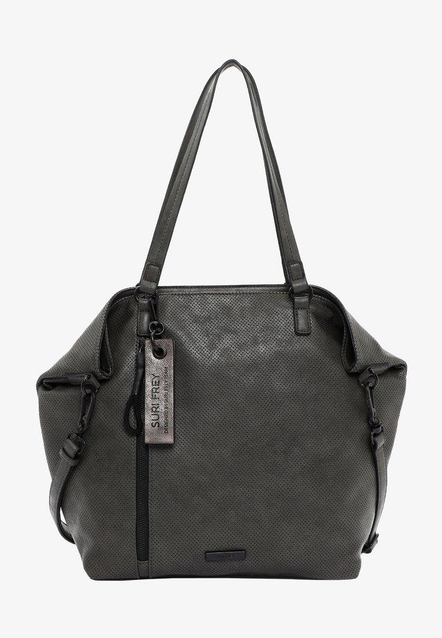 FANY - Tote bag - darkgrey