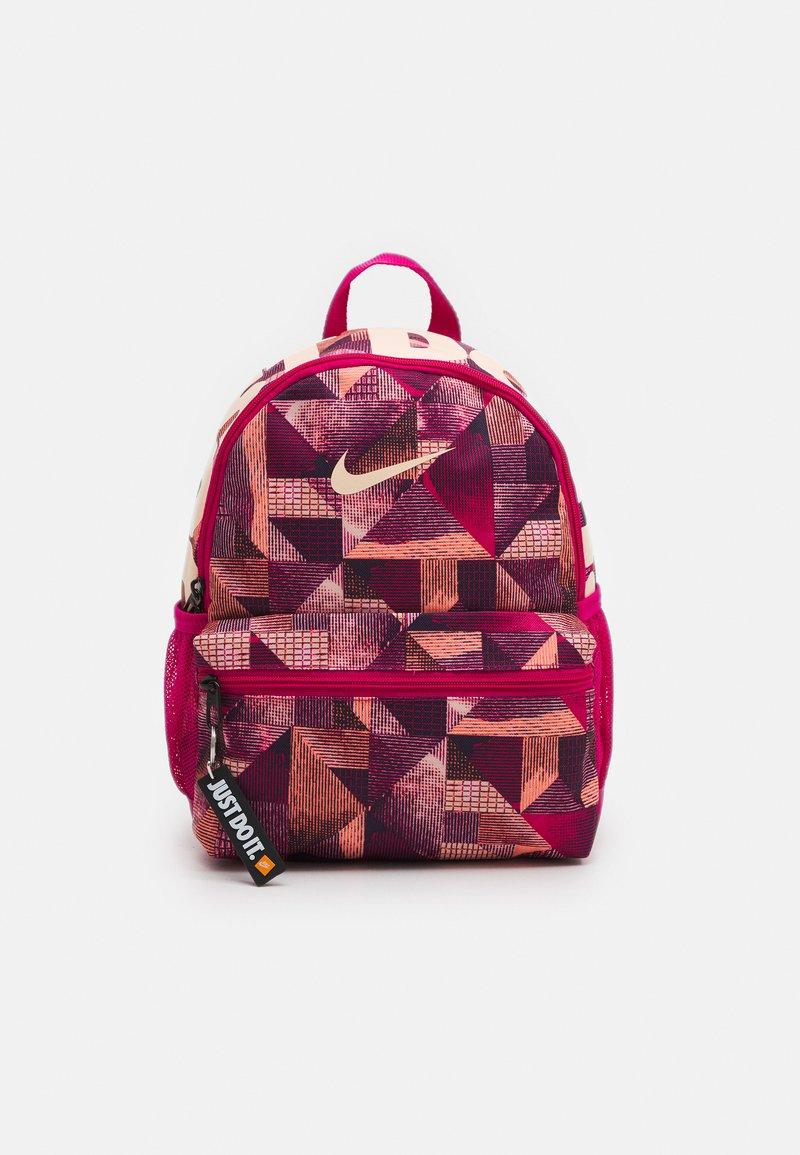 Nike Sportswear - BRASILIA UNISEX - Batoh - fireberry/crimson tint