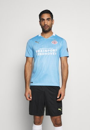 PSV EINDHOVEN AWAY REPLICA - Club wear - team light blue/white