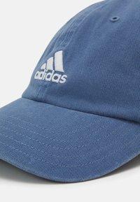 adidas Performance - UNISEX - Cap - crew blue/white - 3