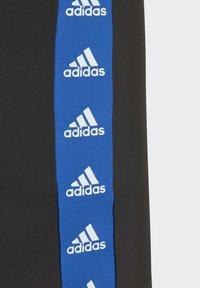 adidas Performance - TAPERED SWIM BRIEFS - Uimahousut - black - 4