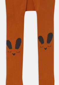 The Bonnie Mob - BUNNY FACE UNISEX - Tights - ginger - 2