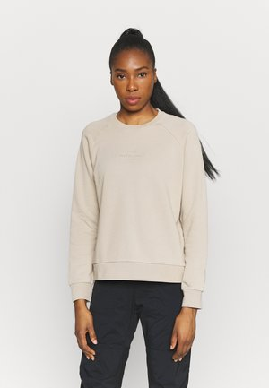 ORIGINAL LIGHT CREW - Sweatshirt - celsian beige
