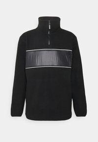 INDICODE JEANS - KINGSMILL - Fleece jumper - black - 4