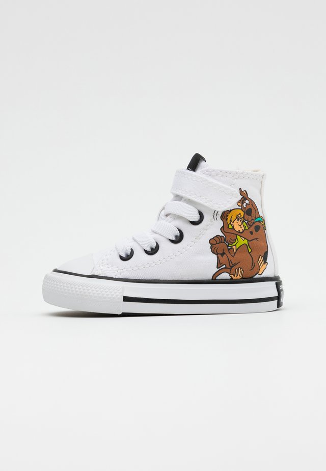 CHUCK TAYLOR SCOOBY MYSTERY INC - Baskets montantes - white/multicolor/black