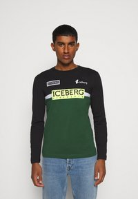 Iceberg - Long sleeved top - multicolor - 0
