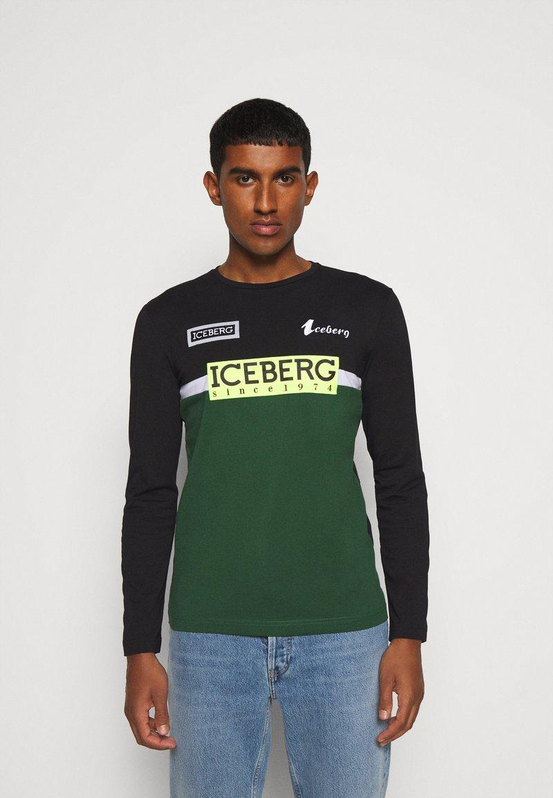 Iceberg - Long sleeved top - multicolor