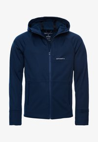 Superdry - Soft shell jacket - zinc blue - 0