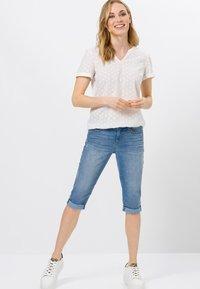 zero - Slim fit jeans - iced blue soft wash - 1