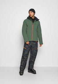 Bogner Fire + Ice - DAMIEN - Pantalon de ski - dark green - 3