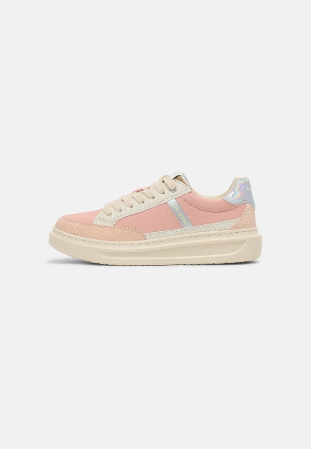 ABBEY SHADE - Trainers - nude