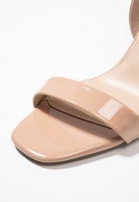 PARFOIS - Sandaler - nude - 2