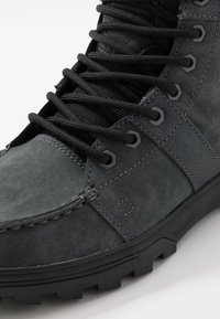 DC Shoes - WOODLAND - Sneakers high - grey/black - 5