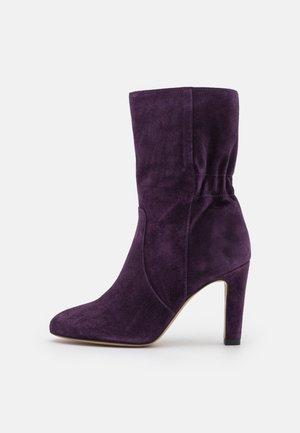 ALHAN - Kotníkové boty - violet