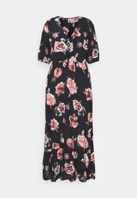 PIECES Tall - PCRIMMA LONG DRESS  - Maxi dress - black - 4