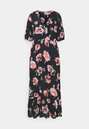 PCRIMMA LONG DRESS  - Maxi dress - black