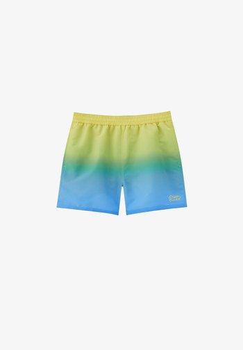 Swimming shorts - yellow