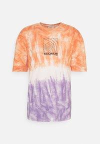 Revival Tee - SOUNDS TIE DYE TEE UNISEX - Print T-shirt - multi - 8