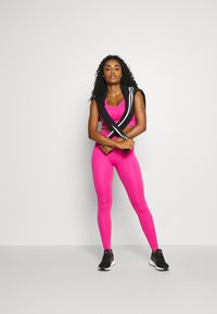 adidas Performance - SCULPT  - Tights - screaming pink - 1