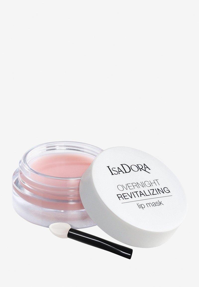 IsaDora - OVERNIGHT REVITALIZING LIP MASK - Lip balm - -