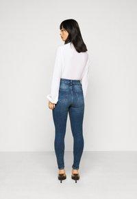 New Look Petite - LIFT - Skinny džíny - mid blue - 2