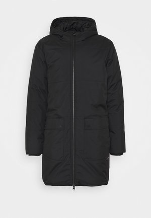 MILES - Winter coat - black