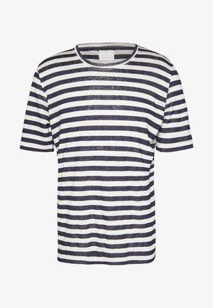 STRIPE - T-shirt imprimé - grey