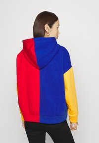 Karl Kani - SIGNATURE BLOCK HOODIE - Sweatshirt - multicolor - 2