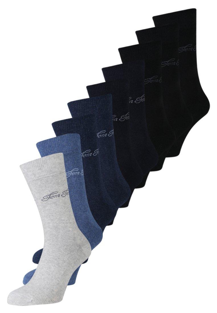 Femme BASIC 9 PACK - Chaussettes